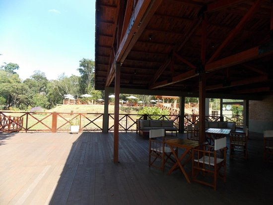 Village Cataratas Hotel : mas