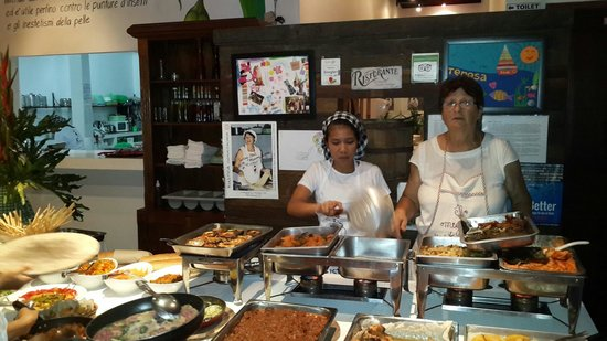La Rustica Cucina Italiana: Nyepi buffet dinner