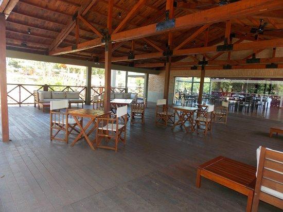 Village Cataratas Hotel: Comedor
