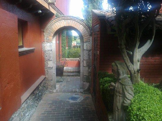 Villa Montana Hotel & Spa: Cualquier ángulo es perfecto para una foto del recuerdo