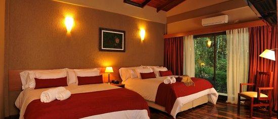 Yvy Hotel de Selva: Deluxe doble Twin