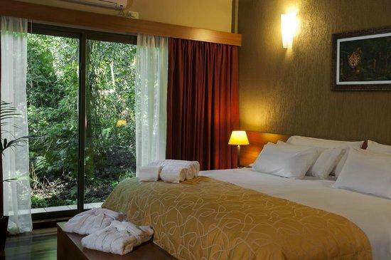 Yvy Hotel de Selva: Deluxe Matrimonial
