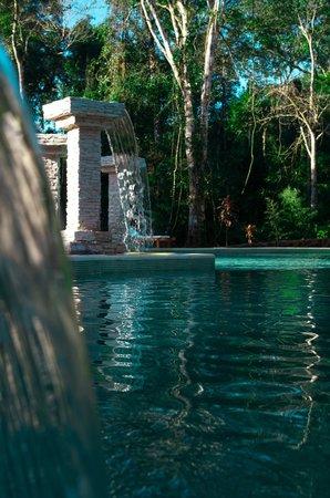 Yvy Hotel de Selva: Torres de agua