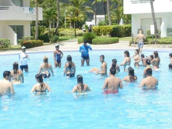 SUNSOL Isla Caribe : actividades recreativas