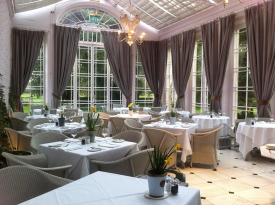 The Ickworth Hotel: Our Conservatory (restaurant)
