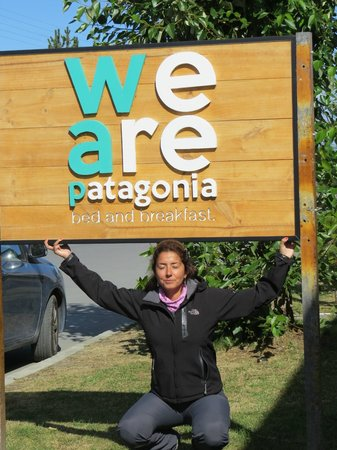 We Are Patagonia B&B: fuera del hotel