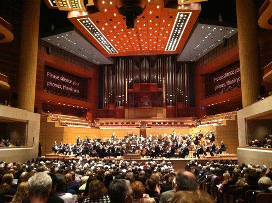 Morton H. Meyerson Symphony Center: main hall