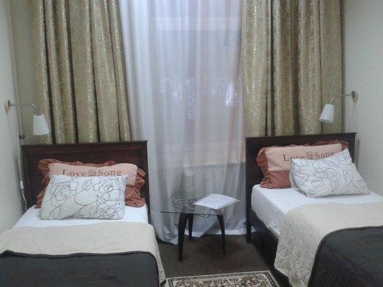 Basis-M Hotel: В номере
