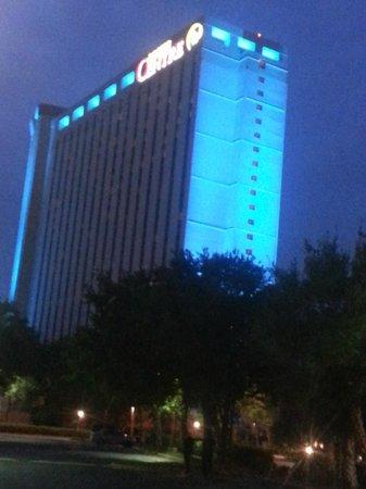 Rosen Centre Hotel: night time