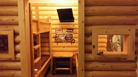 kids cabin picture of great wolf lodge williamsburg