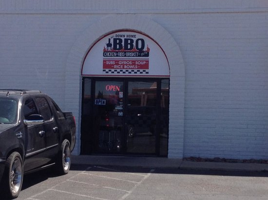 Not Sub Shop anymore  is Down Home BBQ now