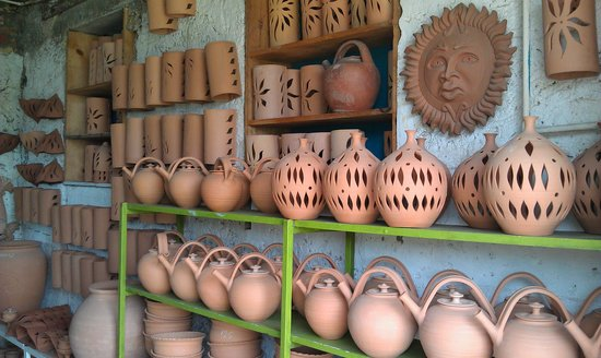 Red Clay Pottery