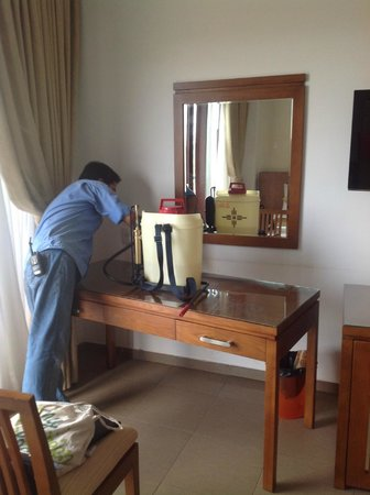 Unique Mui Ne Resort : pest control