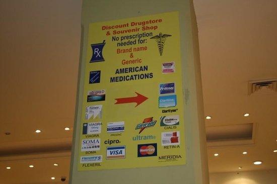 Forum Shops: Discount Drugstore