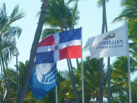 Grand Palladium Punta Cana Resort & Spa: playa