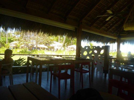 Grand Palladium Punta Cana Resort & Spa : buffet arrecifes