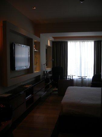 Taj Club House : chambre