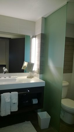 Palms Casino Resort: bathroom sink