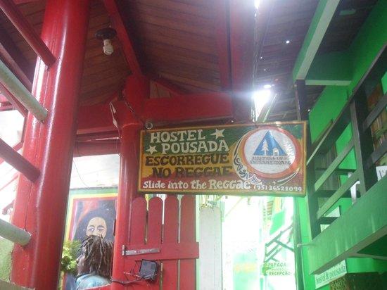 Pousada Escorregue No Reggae