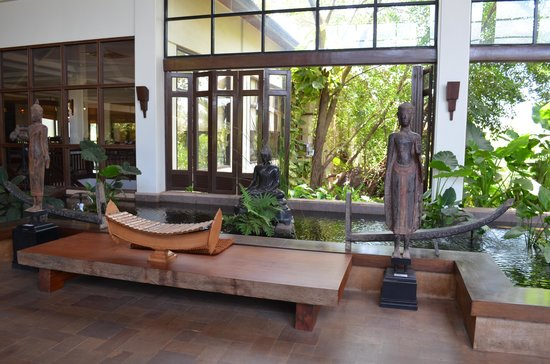Angkor Palace Resort & Spa: Lobby