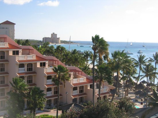 Holiday Inn Resort Aruba - Beach Resort & Casino: Room view beach