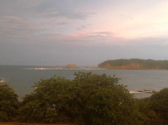 Hotel Guanamar : Sunrise View