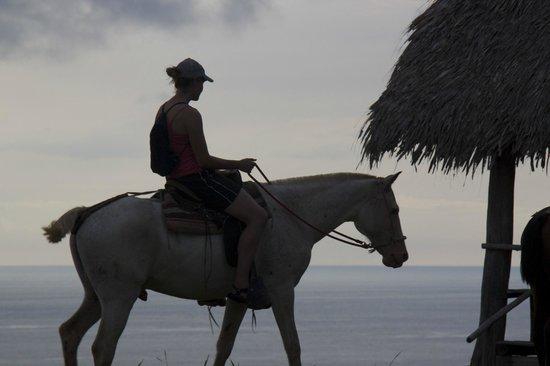 Hotel Guanamar : Horseback rider from Denver