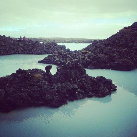 Blue Lagoon: Beautiful water