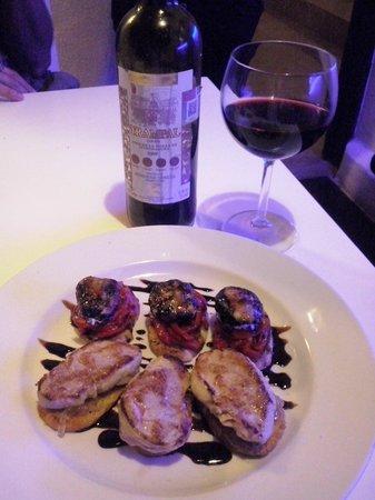Restaurante Patanegra: montaditos