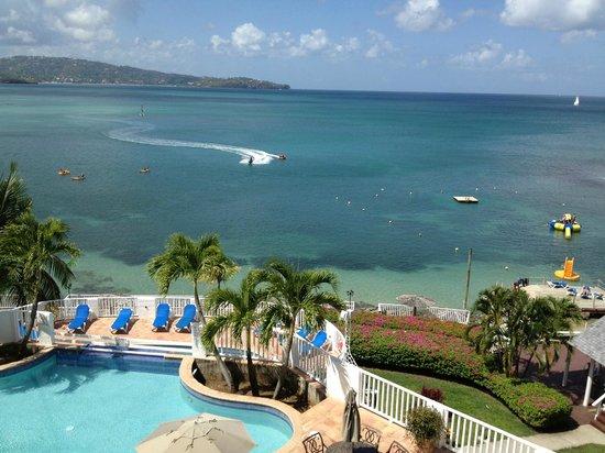 Windjammer Landing Villa Beach Resort: amazing view