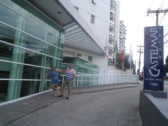 Castelmar Hotel: Boa Opção de Hotel