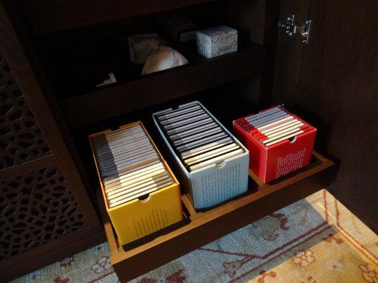 Hotel Tiara Yaktsa Côte d'Azur. : coleção de cds