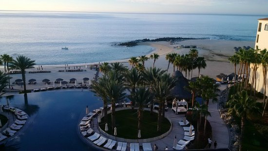 Hilton Los Cabos Beach & Golf Resort: View from room 6030