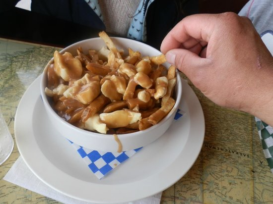 The Nomad: Poutine