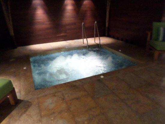 Bogota Marriott Hotel: un super hidromasaje