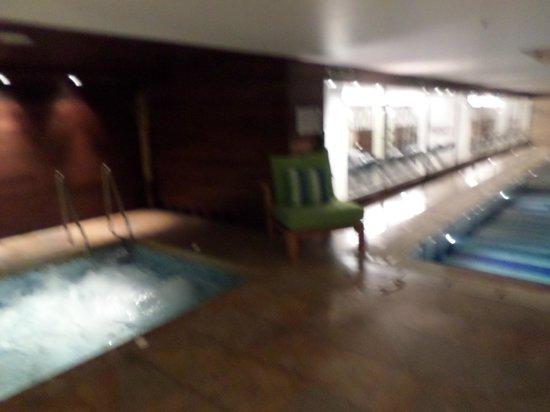 Bogota Marriott Hotel: esto si es burbujas calidas
