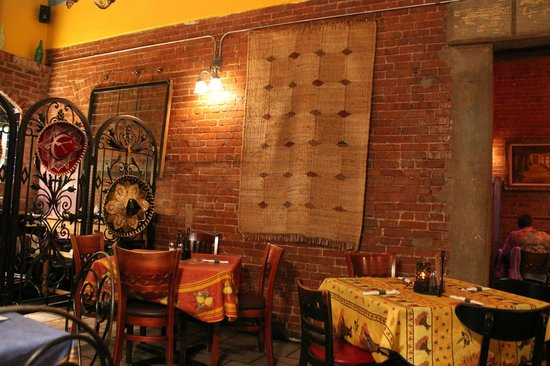 Santiago's Mexican Restaurant: Great atmosphere