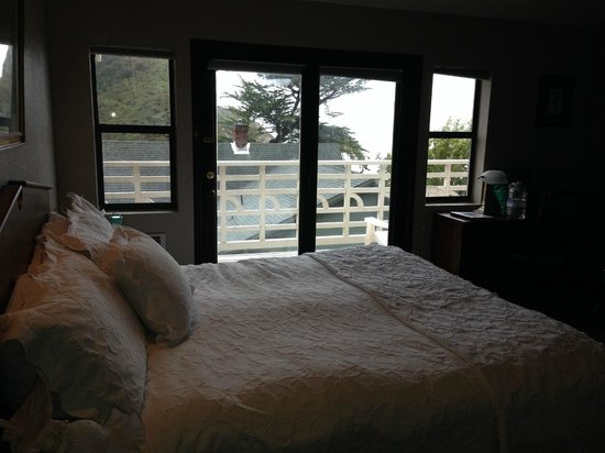 The Wharf Master's Inn : Cypress room 115