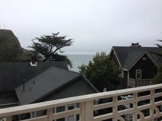 The Wharf Master's Inn: view from room 115