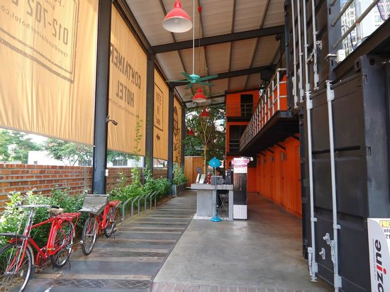 Container Hotel Kl Review
