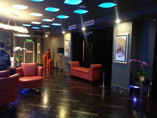 Hotel Maison Boutique: ground floor
