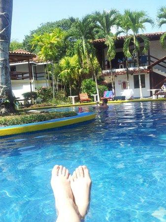 Hotel Fuego del Sol: piscina