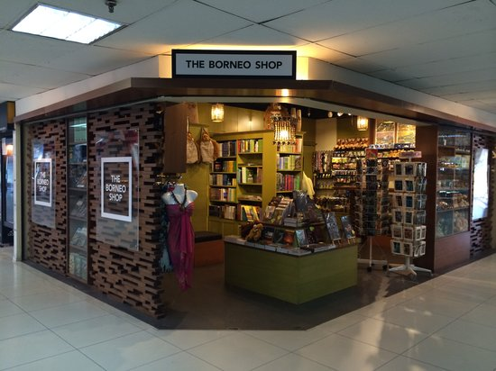 ‪The Borneo Shop‬