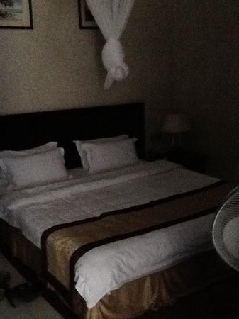 Galaxy Hotel: comfortable suites