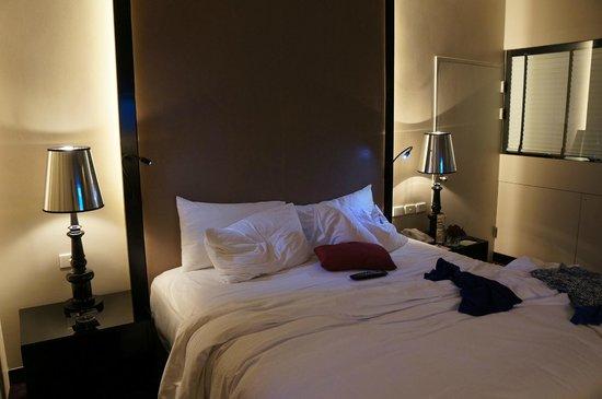 Hard Rock Hotel Pattaya: the bed