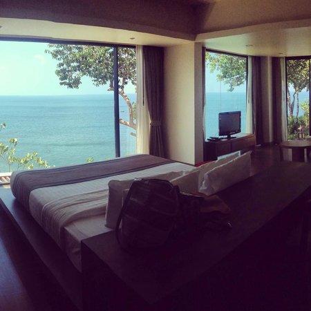 Crown Lanta Resort & Spa : Grand Villa - Master Bedroom