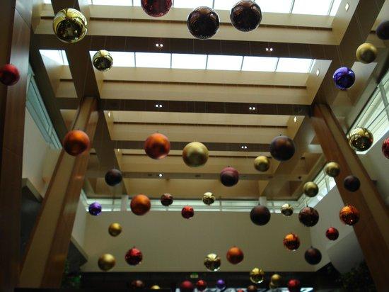 ARIA Resort & Casino: Decoração de Natal