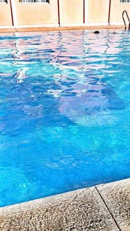 Hotel seri malaysia ipoh.. swimming pool