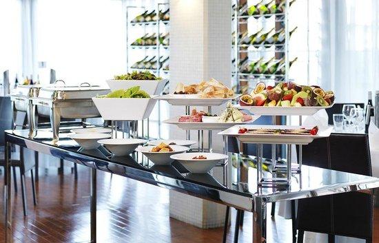 Sunmoon Restaurant Bar Business Lunch Buffet
