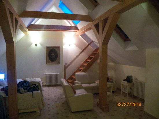 Metamorphis Excellent : Rooftop apartment suite